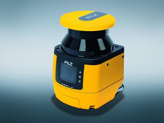 Safety laser scanner PSENscan from Pilz