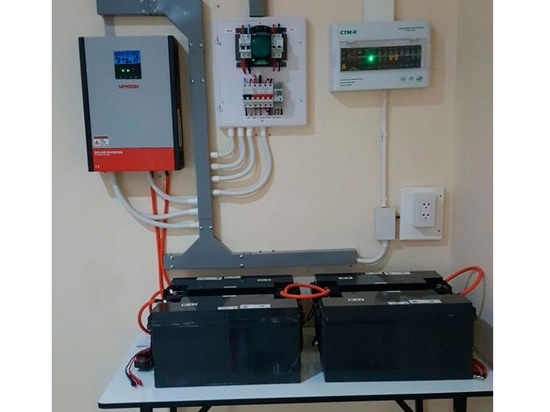 on off grid inverter with energy storage SSP3119C