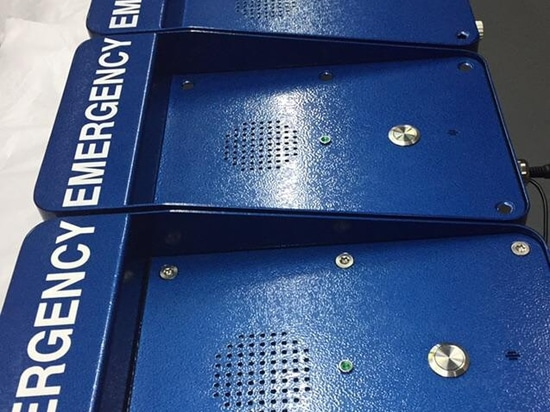J&R Blue Emergency Call Boxs Help to Improving Safety Records for the NSW ( New South Wales ) Highway Project in Australia.