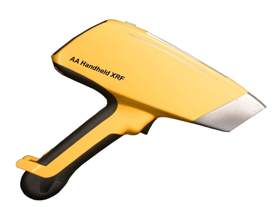 Angstrom released a new handheld XRF