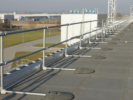 KeeGuard Roof Top Guardrails