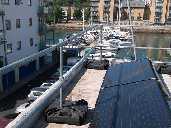 Roof Top Guardrails