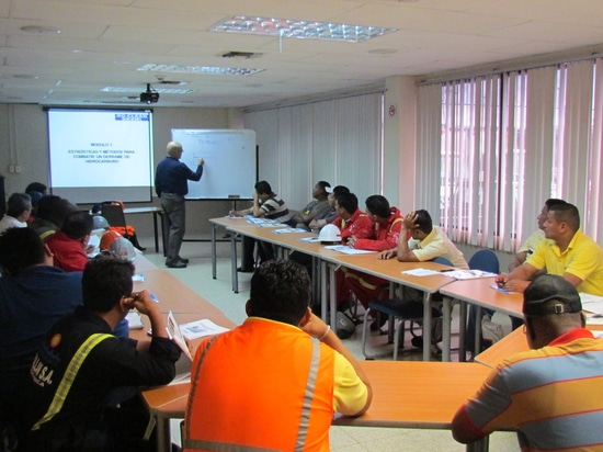 DESMI Adds Accredited Oil Spill Response Training