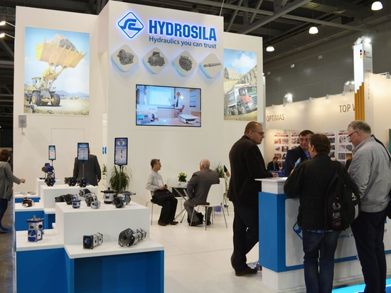 Hydrosila at CTT 2017
