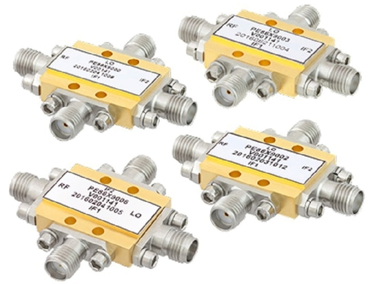 RF Microwave and Millimeter Wave IQ Mixer Components Announced by Pasternack