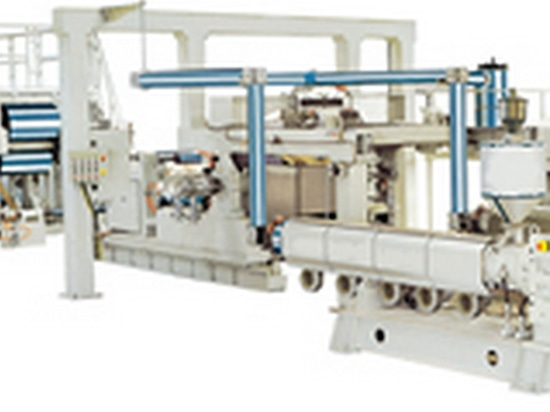 BOPET-5200 Film Machine Purchased by Customer in East China