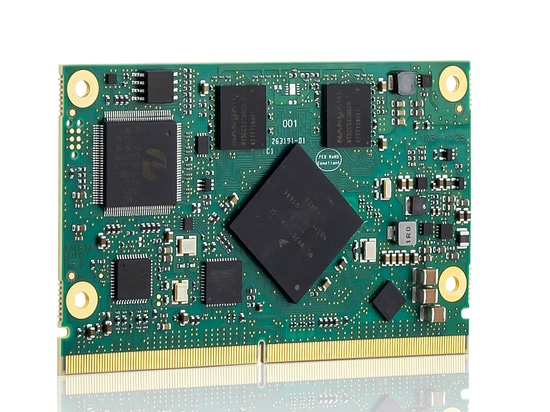 Kontron Offers New i.MX7 Based SMARC 2.0 Module for Smart Devices