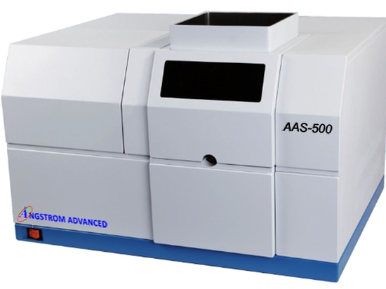 AAS500 Atomic Absorption Spectrophotometer is released by Angstrom