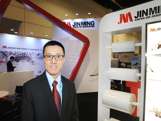 NPE 2015: Jinming's Millennial Leader Pushes for International Growth