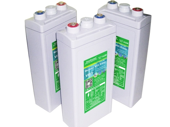Lead-acid battery / AGM battery / VRLA battery / Modular Max Range