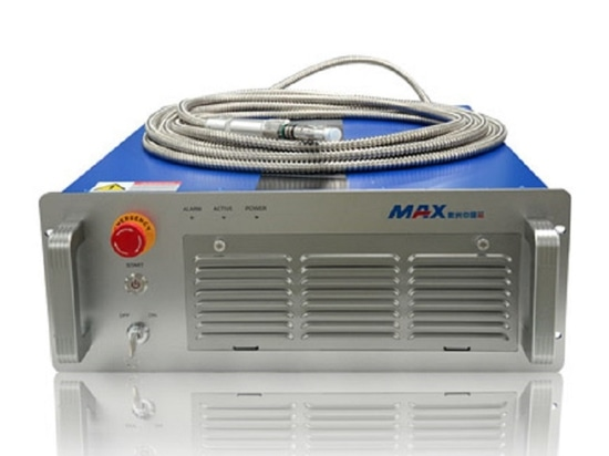 Maxphotonics Q-switched 100W Fiber Laser Source
