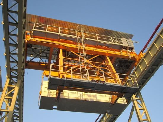 Overhead Crane 55t