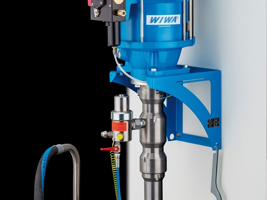 Optimized for Heavy-Duty Corrosion Protection New WIWA-Pump Series AIRLESS 270