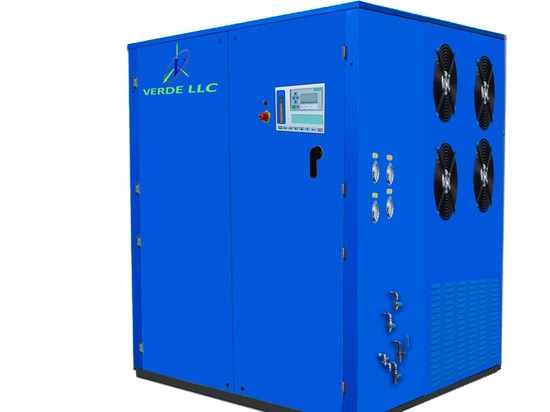 Angstrom released a new model of Containerized Hydrogen Generator