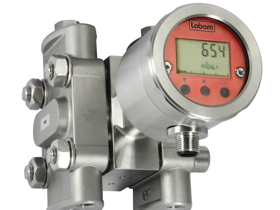 Modular differential pressure transmitter PASCAL CV Delta P