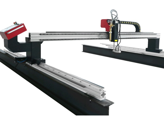 2017 New-SteelTailor DragonIII portable gantry CNC cutting machine