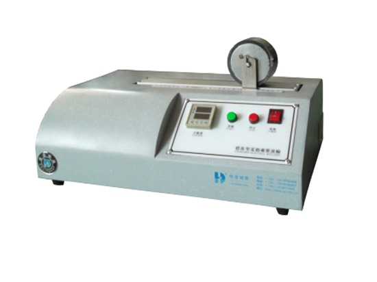 electric  rolling  wheel   tester