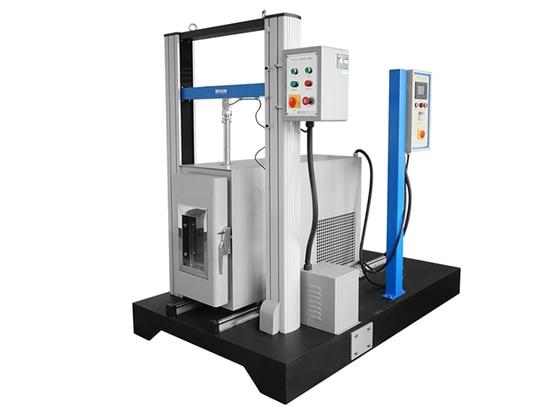 hiah and low temperature tensile test machine