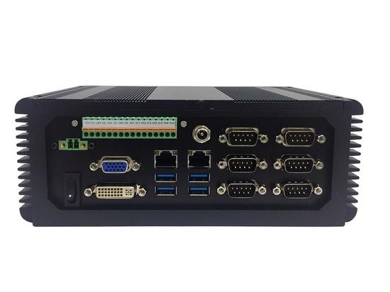 TASK3I610AW- 6th/7th Intel Skylake-U/Kaby Lak-U embedded fanless system