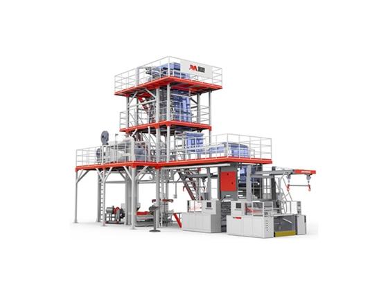 3-layer Blown Film Machine for Customer in Turkey