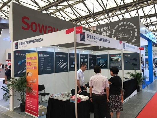 Soway, who is the solution and consultancy provider of measurement technology, deep ploughing in the field of displacement and position precision measurement for many years