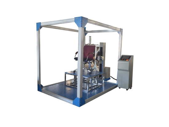 Chair structural  strength testing machine