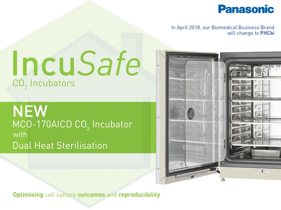 IncuSafe Incubator range expands to fit every lab's needs: