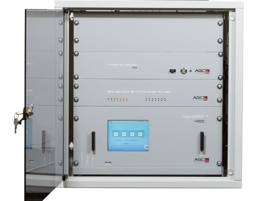 AGC NovaCHROM 4000 GC System for Nitrogen