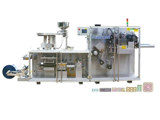 DPH260 Blister Machine for packaging of pvc-alu