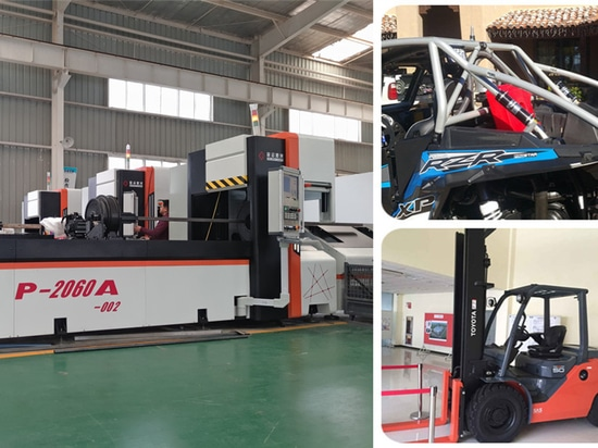 The Application Of Vtop Tube Fiber Laser Cutting Machine In The Farm Machinery and ATV Industries