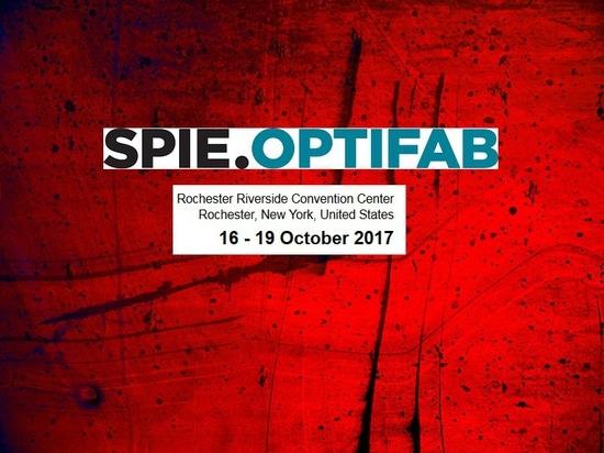 RedLux at SPIE Optifab