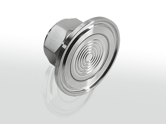 Isolated 32mm Diaphragm Pressure Sensor for Sanitary-Use