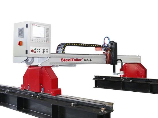 SteelTailor G3 gantry CNC cutting machine