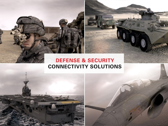 Defense and Security Connectivity Solutions