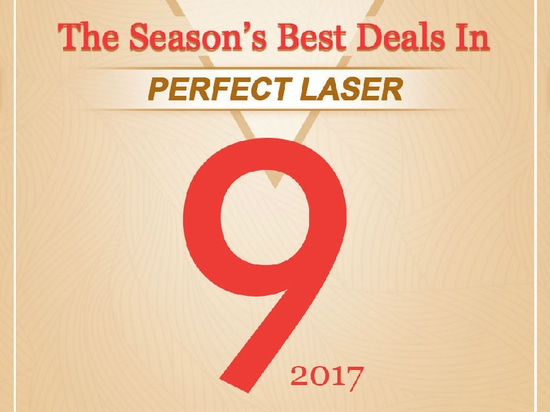 The Season's Best Deals In PERFECT LASER