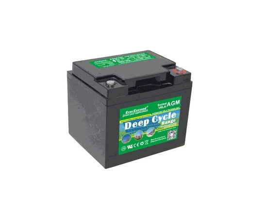 AGM battery / VRLA / deep cycle / CE