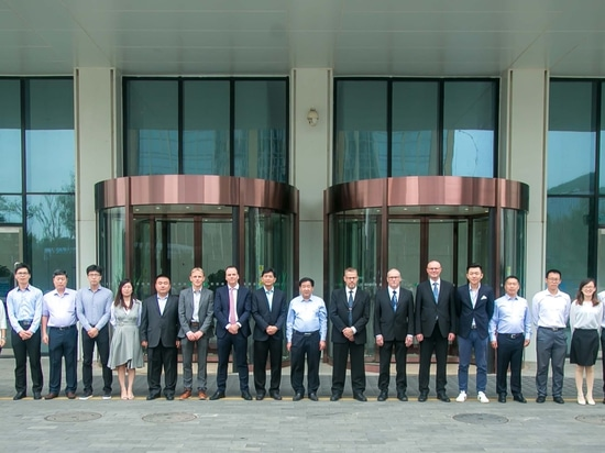 Blastman Beijing Company Established