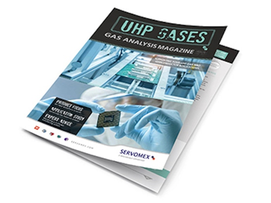 INTERACTIVE VERSION OF UHP GASES MAGAZINE AVAILABLE NOW