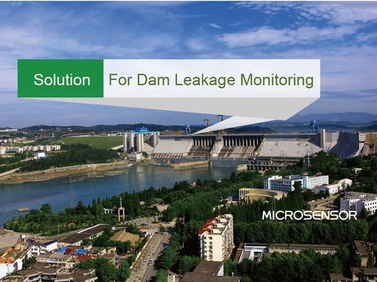 Solution for Dam Leakage Monitoring