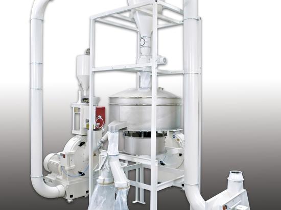 NEUE HERBOLD re-engineer their pulverizer