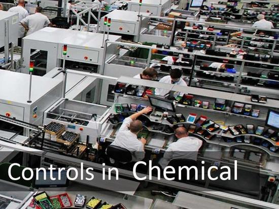 Pressure measurements in Chemical Industry