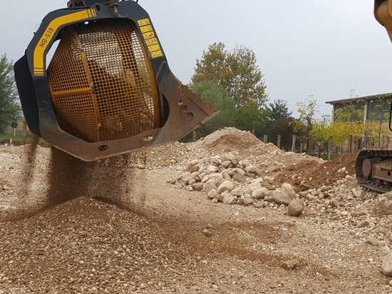 MB CRUSHER BREATHES NEW LIFE INTO YOUR SITE WASTE