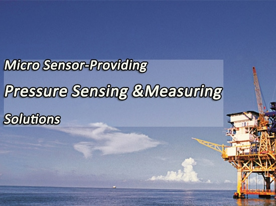 Applications in Oil and Gas with Pressure Sensor