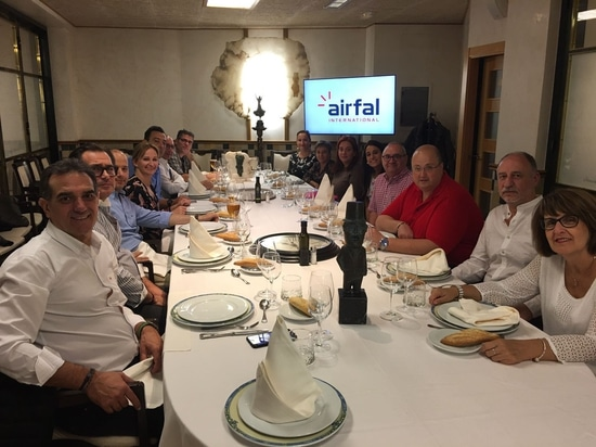 New products, new designs and new strategy at the Airfal Sales Convention