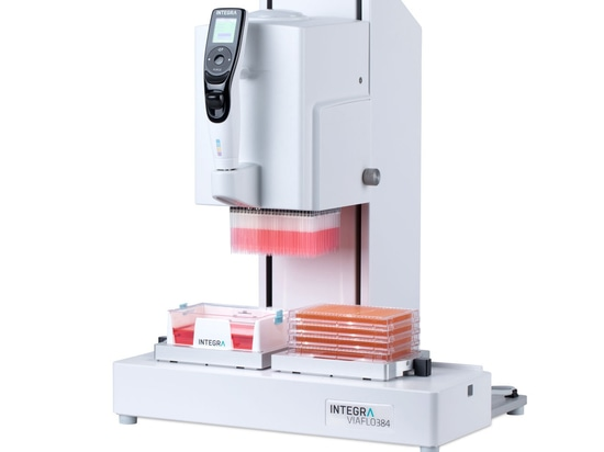 New video demonstrates fast and easy microplate pipetting