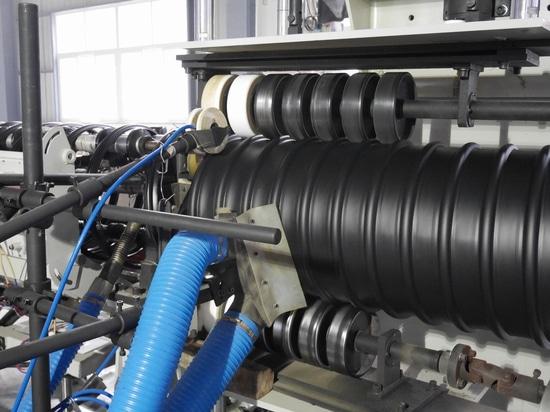 Steel Reinforced Corrugated Pipe Start Supplying in USA Market