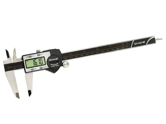 SHAHE/5100-200 0-200mm 0.01mm ±0.03mm/Digital Caliper IP54