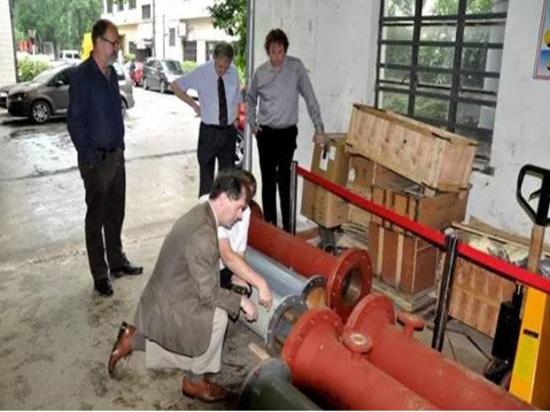 Check DDTOP GROUP's wedge type flow meter