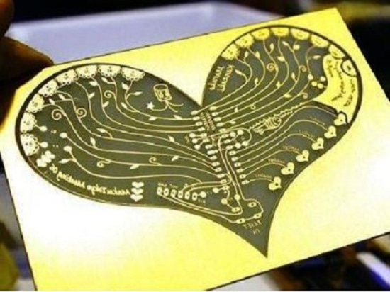 Creative of PCB
