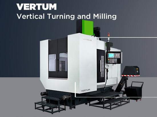 DUAL SYSTEM TURNING CENTER VERTUM-800H